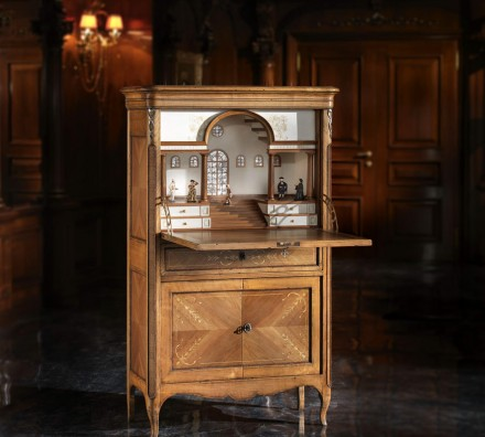 Secretaire Le Chateau H190